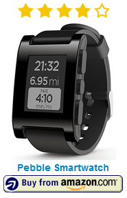 pebble smart watch review