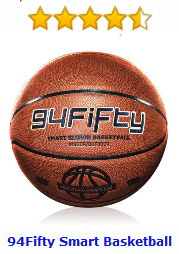 94fifty smart sensor basketball reviews