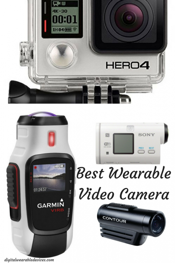 Best Wearable Video Camera